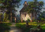 Old Church by VityaR83