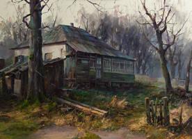 Old Yard by VityaR83