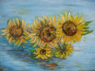 Suncokret by Kolorita
