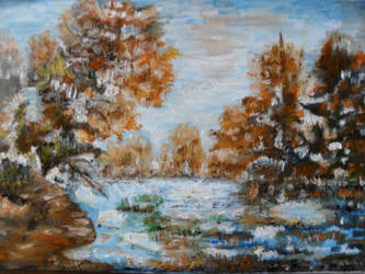 zimska idila by Kolorita
