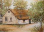 Stara kuca u Banatu by Kolorita
