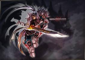 Demon Dragon Slayer by CHOBI-PHO