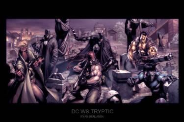 DC_ Wildstorm Tryptic by ryanbnjmn
