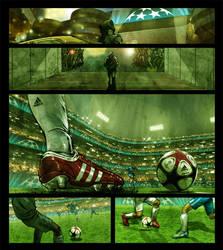 SoccerComicPage by ryanbnjmn