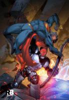 Smallville Cover 01 by ryanbnjmn