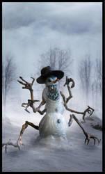 Frosty The Snowman by Katanaz
