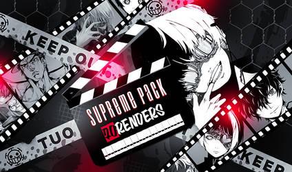 Supreme Pack renders [70 renders] by SupremeGraphTeam