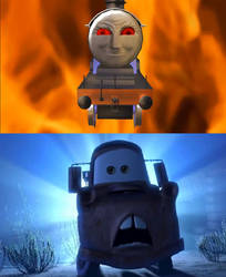 Mater Scared Of Alfred/98462 by Thenewmikefan21