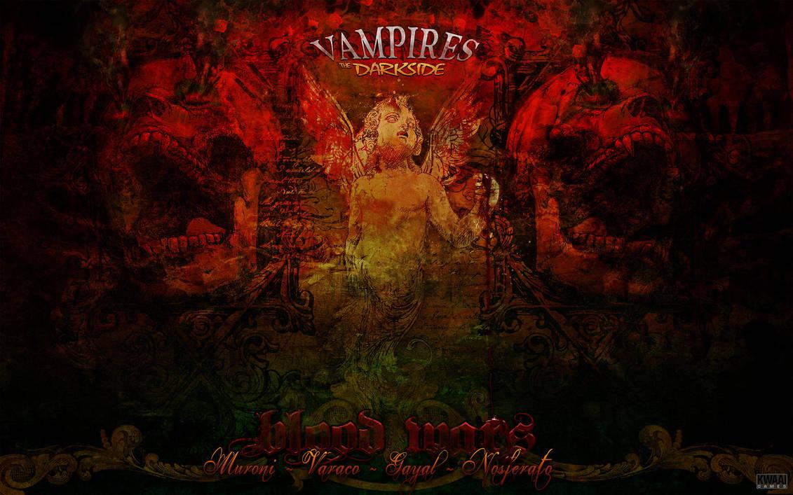 BloodWars: Death Angel by JesseLax