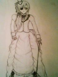 Lady Phantomhive by Shaun-shau