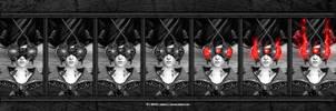 birdcage mask concept by NekroXIII