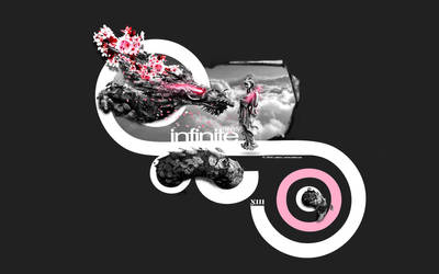 infinite melody wallpaper by NekroXIII