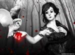 Owl Queen by NekroXIII