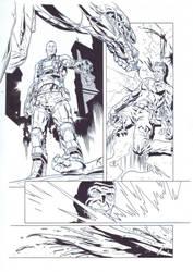 Deus Ex#2 pg 01 by SergioSandoval