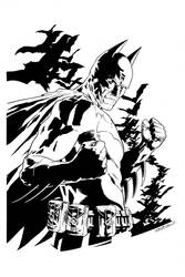 Batman Commission by SergioSandoval