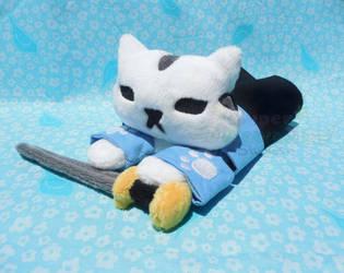Mr. Meowgi Beanie Plush by SuperKawaiiStudios
