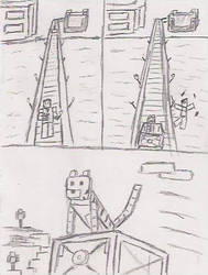 Minecraft Adventures - Cats are Evil by LarkSevenZero
