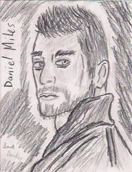 Daniel Miles by LarkSevenZero