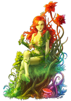 Poison Ivy by akensnest