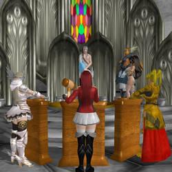 Shiro on Trial by KoDraCan