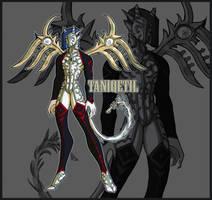 Key Demon [OPEN] by taniqetil0149