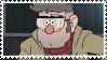 Standford Stamp by AngelOfTeleportation