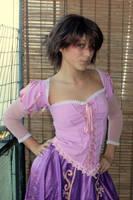 Rapunzel by xReykax