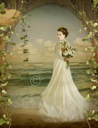 White Flowers by xeena-dragonkizz