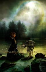 Plea Of A Wolf by xeena-dragonkizz
