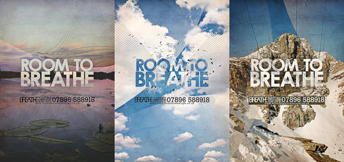 Room To Breathe by theartform