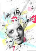 Love Art And Music by RIPIX