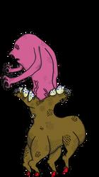 Centaur by DiplodocusDinosaur