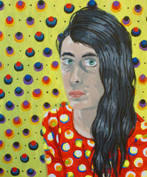 Self Portraits Are Fun by Liquid-Mushroom