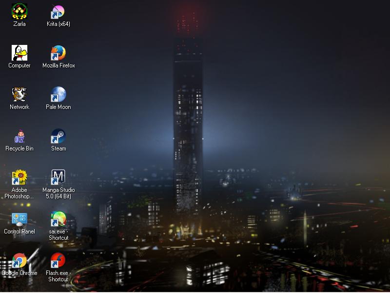 City Type Desktop by zarla