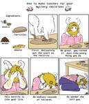 Just five easy steps by zarla