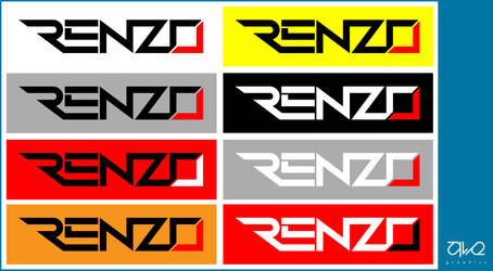 renzo colour variatons by alwe38