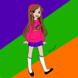 Mabel Pines by littleredeagle