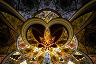 Transfigured Square Form by mario837