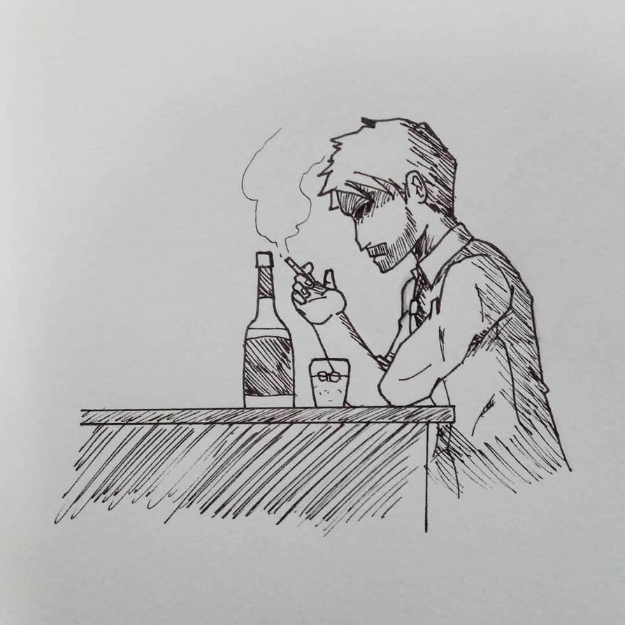 Day 18: Bottle by Mmuaz70