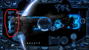 Inkedneon space rainmeter  2 5 2019 by 99villages- by Mmuaz70
