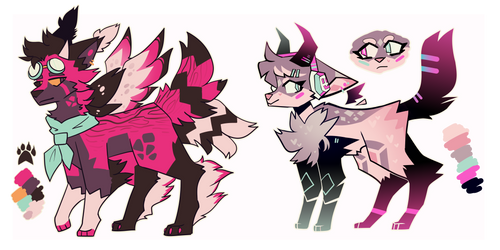 open flat sale random doggogoggg adopts by TyphDA