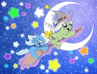Witch Way-a midnight ride by Neeko48