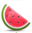 Watermelon Emoji by catstam