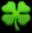 4leaf Clover Emoji by catstam