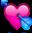Arrow Through Heart Emoji by catstam