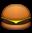 Hamburger Emoji by catstam