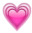 Heart Expanding Shrinking Emoji by catstam