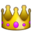 Crown Emoji by catstam