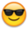 Sunglasses Emoji by catstam
