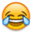 Tears Of Laughter Emoji by catstam